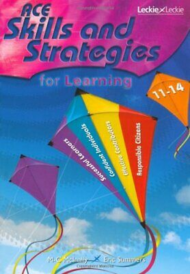 ACE STUDY SKILLS STRATEGIES SUCCESS (Leckie) by E. Summers Paperback Book The