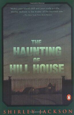 The Haunting of Hill House by Jackson, Shirley Book The Cheap Fast Free Post