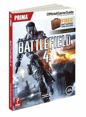 Battlefield 4: Prima's Official Game Guide (Prima Official Gam... by David Walsh