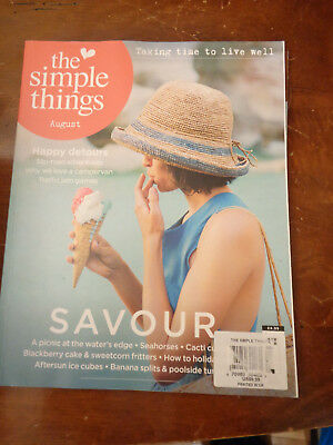 The Simple Things August 2018  Magazine  New