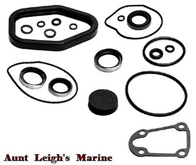 Gearcase Lower Unit Seal Kit Johnson Evinrude (40 50 55 60 75 HP) 18-2659 396355