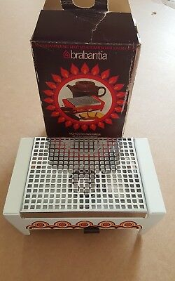 Vintage RETRO  BRABANTIA  Food Warmer  : MADE IN HOLLAND : N.MINT & BOXED