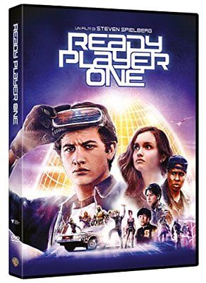 Ready Player One DVD WARNER HOME VIDEO