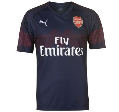 Arsenal Away 2018/19 New Season Adult Football Shirt Uk Stock