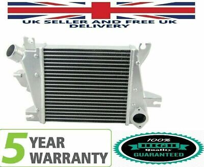 Aluminum Intercooler For Nissan X-Trail T30 2003-2005 2004 2.2L DCI Diesel