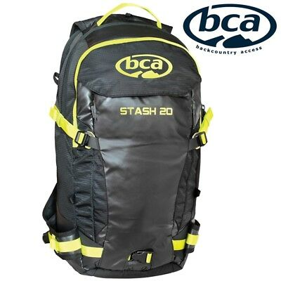 Arctic Cat BCA Backcountry Access Stash 20 Snowmobile Backpack Black - 7639-991