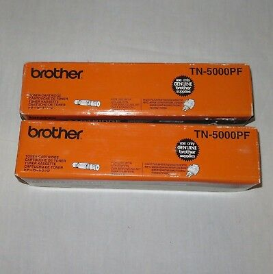 Brother Toner Cartridge TN-5000PF - Black - MFC 4300 & Intelli Fax 2600
