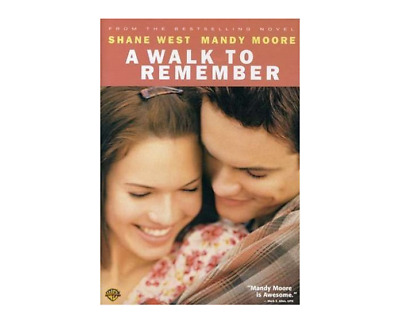 A Walk to Remember (DVD, 2007) (dv2873)