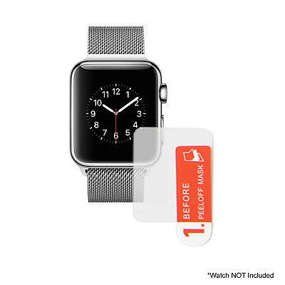 Tempered Glass Screen Protector for Apple Watch 42mm