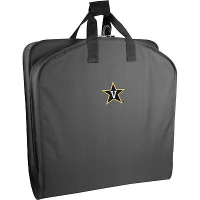 WallyBags Vanderbilt Commodores 40-inch Garment Bag