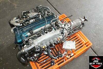 Cool Jdm Toyota 2Jzgte 30L Dohc Twin Turbo Vvti Engine Ecu Wiring Aristo Wiring Cloud Staixuggs Outletorg