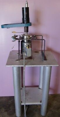 Autoclave Engineers 275 Ml. Stirred Pressure Reactor, With Stand Mawp: 5400 Psi