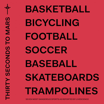 Thirty Seconds To Mars - America - Cd