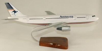 Australian Airlines Airbus A300 - Huge 1:120 Scaled Handcrafted Desktop Model