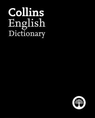 NEW Collins English Dictionary [12th Edition] By Collins Dictionaries Hardcover