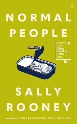 NEW Normal People By Sally Rooney Paperback Free Shipping