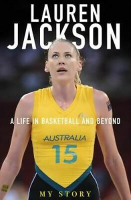 NEW My Story By Lauren Jackson Paperback Free Shipping