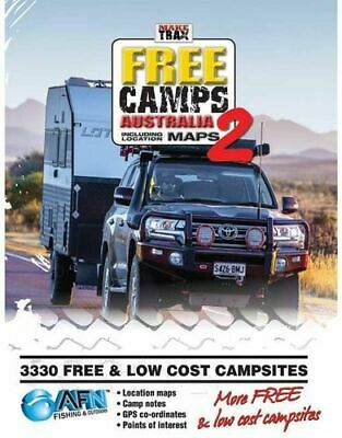 NEW Make Trax Free Camps Australia 2 By AFN Cimpilation Paperback Free Shipping