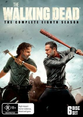 NEW The Walking Dead DVD Free Shipping