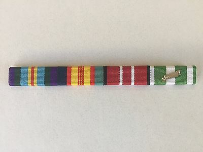War Medals Ribbon Bar Vietnam