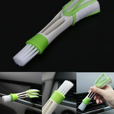 Mini Clean Car Indoor Air-condition Brush Tool Car Care Detailing For all car SL