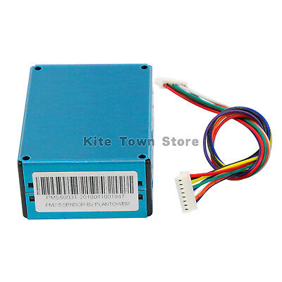 NEW For Digital Multifunction Particle Humidity Laser Sensor PMS5003T PM2.5 PM10