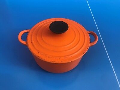 Are Vintage 29 france le creuset accept. interesting