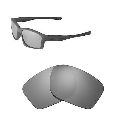 a56a342afd3 Walleva Titanium Polarized Replacement Lenses For Oakley Chainlink  Sunglasses