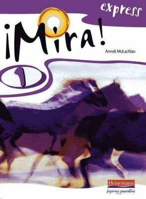 Mira Express 1 Pupil Book by Anneli McLachlan (Paperback, 2006)