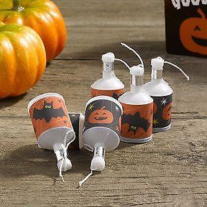 Halloween Party Supplies Decoration Horror Fancy Favor Noisy Poppers Pack of 20