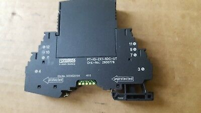 Phoenix Contact 2800778 W/ 2800774 Surge Protector (Br2.6B1)