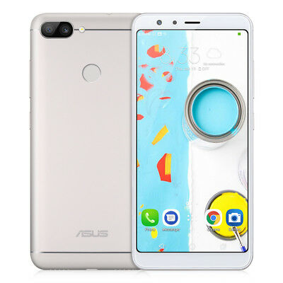 """ASUS Zenfone Pegasus 4S 5.7"""" Touch ID 4+32G9 Android 7.0 Octa Core 4G Smartphone"""