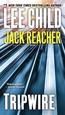 Tripwire (Jack Reacher) By Lee Child. 9780515143072