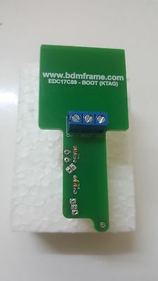 Promotion Price-Ktag Edc17C59  Boot+Unlock Adapter