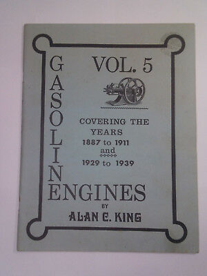 Rare! Gasoline Engines, Alan C. King, Vol. 5, 48 Pages, 1979