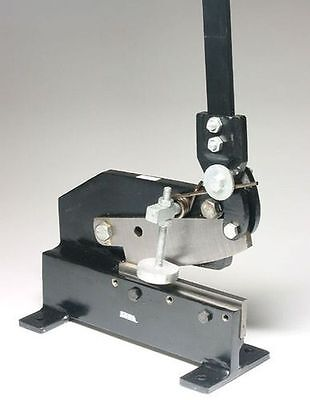 """8"""" Metal Cutting Bench Mounted Hand Shear From Chronos"""