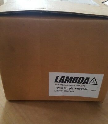 Lambda Drp600-1 Rev C Power Supply (Br2.5B1)