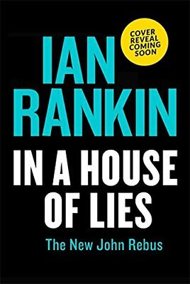 In a House of Lies: The Brand New Rebus Thriller - the No.1 Be... by Rankin, Ian