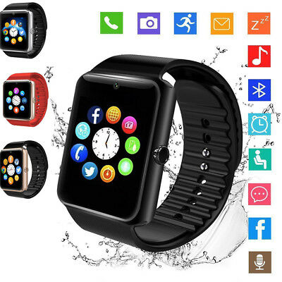 Bluetooth Smart Watch SIM Card for kids  phone watch with camera Safety