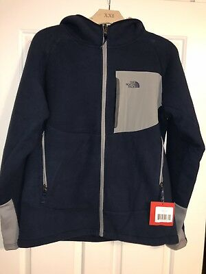 💥NWT💥The North Face Chimborazo Fleece Hoodie Jacket   YOUTH XL 18/20