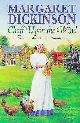 Chaff Upon the Wind by Margaret Dickinson (Paperback) Book