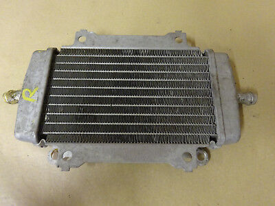 2013 Vespa Piaggio Gts 300 Supersport Right Radiator