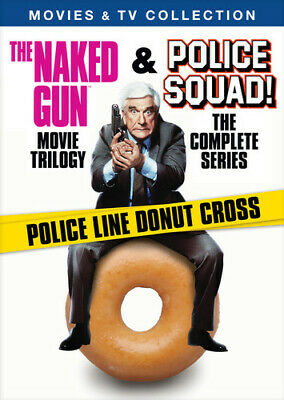 Police Squad TV And Movie Collection [New DVD] Full Frame, Boxed Set, Dolby, D