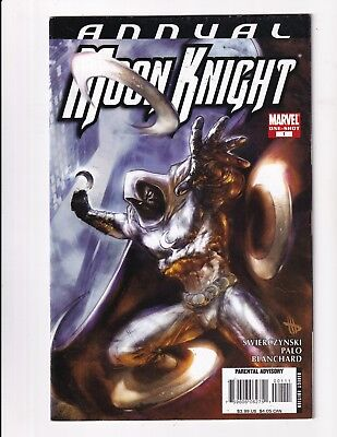 Moon Knight Annual #1 (Marvel 2008)