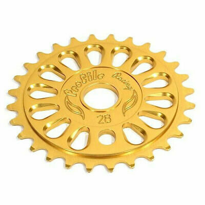 Orange BMX Sprocket Alloy USA Made by PROFILE Imperial 31T