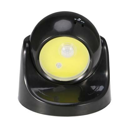 Magnetic COB LED Night Light Motion Sensor Wall Corridor Light Battery Powered