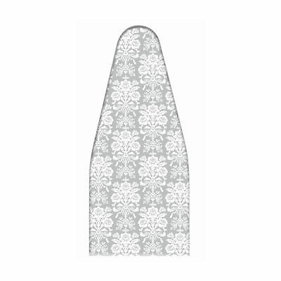 Laura Ashley Printed Ironing Board Cover Tatton Grey