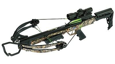 Carbon Express Crossbow X-Force Camo Blade Xbow Kit