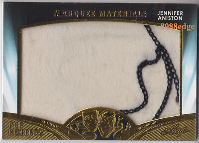 "2016 Pop Century Worn Wardrobe Jumbo Swatch: Jennifer Aniston #mm17 ""friends"""