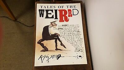 Tales of The Weirrd by Ralph Stead
